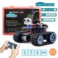 Keywish Танк робот для Arduino стартовый набор умный автомобиль с уроком приложение RC Robotics Обучающий Набор Обучающие игрушки для детей