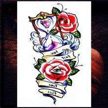 Vente En Gros Tattoo Hourglass Galerie Achetez A Des Lots A Petits