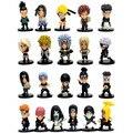 21pcs/lot Naruto figure toy PVC set 2016 New Anime Naruto action figura tsume Kakashi Itachi akatsuki madara doll model full set