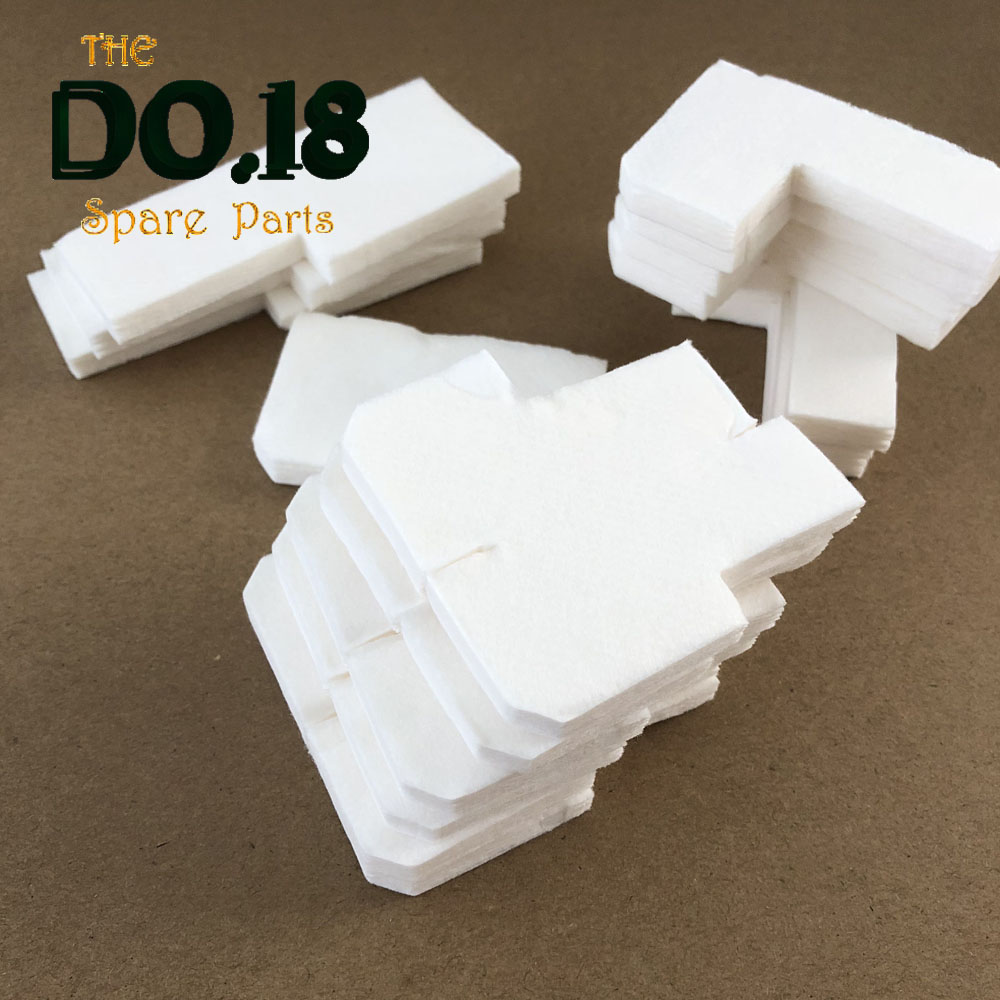 10 Sets Original Waste Ink Tank Pad Sponge For Epson T50 T60 P50 P60 A50 L800 L801 L805 R280 R290 R330 Rx600 Rx610 Rx690 Px650 100% Original Printer Supplies