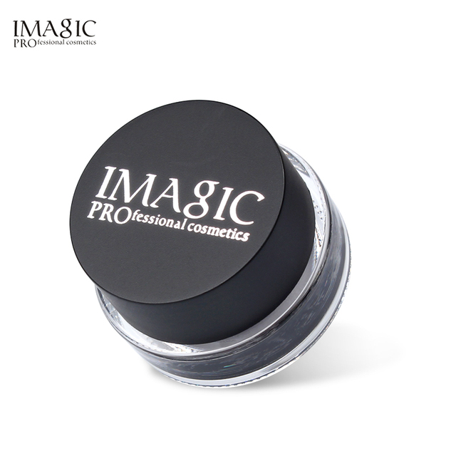 IMAGIC Eyeliner Waterproof Eyeliner Gel Makeup Cosmetic Gel Eye Liner With Brush 24 Hours Long-lasting  Eye Liner Kit 2