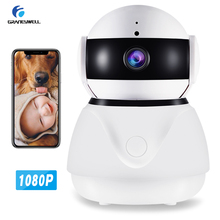 Graneywell IP Camera 1080P HD CCTV Lens 2MP Camera Wifi Baby Monitor Smart Night Vision Video