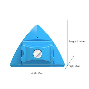 Image 5 - المغناطيسي مُنظف نوافذ فرشاة تنظيف الزجاج تنظيف قابل للتعديل المغناطيسي فرشاة لغسل 4 29 مللي متر زجاج نافذة تنظيف أداة