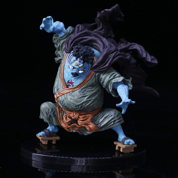 Figura de Jinbe de One Piece (16cm) Figuras de One Piece Merchandising de One Piece