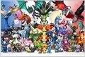 P #252 Пользовательские pokemon # Home Decor современный Для Спальни Плакат Размером 50X75 см Стены стикер W @ 251