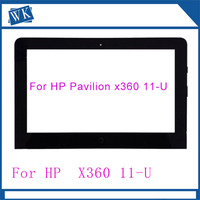 Touch screen For HP Pavilion x360 11 U series 11 U053TU Touch Digitizer replacement M1 U001DX free shipping