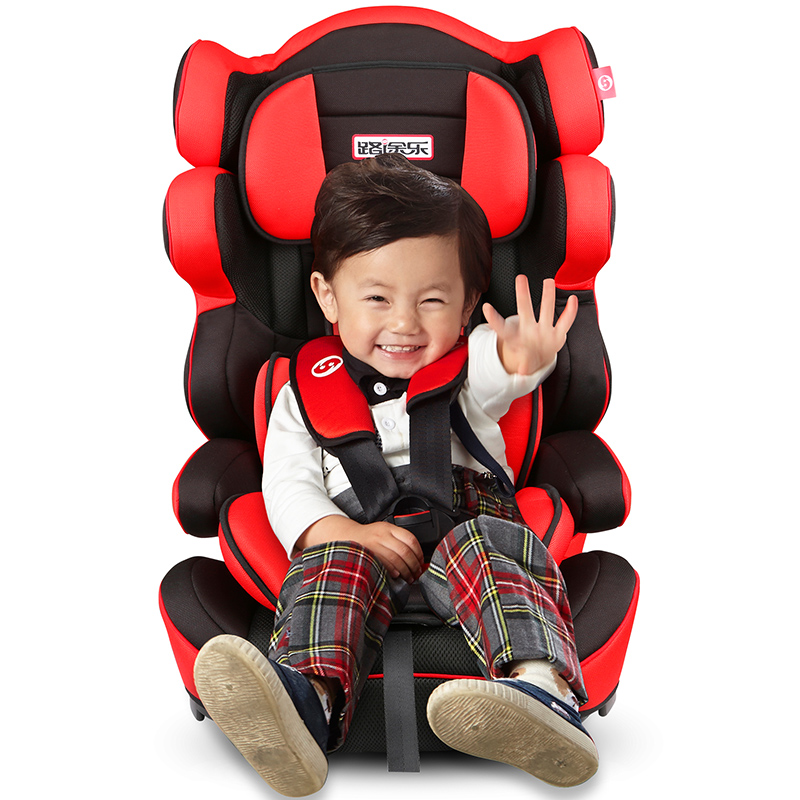 road le car child safety seat 9 months 12 year old isofix baby kids car seat sitting 3c ece certification