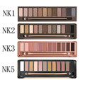 Brand Makeup 12 Colors Eye Shadow Palette Nude Color Eyeshadow Palette Drop Ship