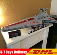 IN Stock Lepin 05077 Star Wars 6125 PCS The Ucs ST04 Set Republic Cruiser Building Blocks Bricks Toys LegoINGLY Gift