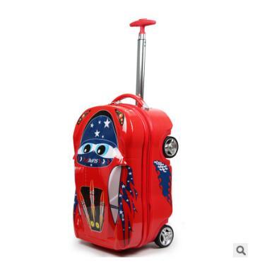 GeïMporteerd Uit Het Buitenland Kid Reizen Trolley Bagage Koffer Voor Reizen Auto Kid's Trolley Koffer Op Wielen Kids Wheeled Case Kinderen Rolling Case Hoog Gepolijst