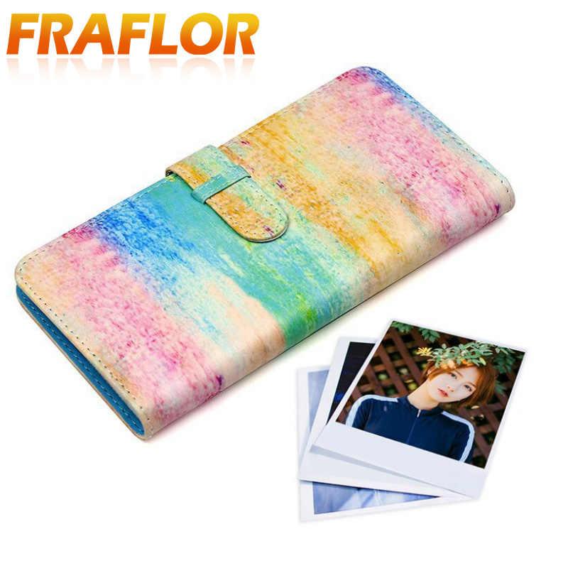 Stojak Mini ramka na zdjęcia do FujiFilm Instax Spuare SQ10 SQ20 SQ6 SP3 Film Home Decor Album etui ochronne przechowywanie zdjęć torba