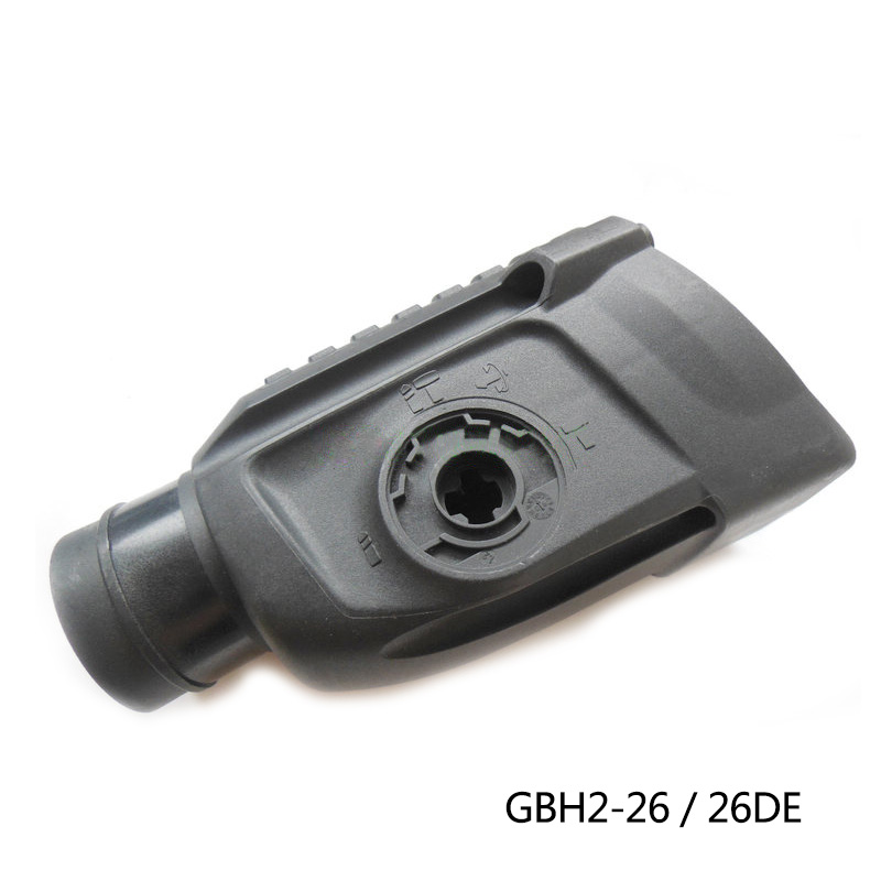 High-quality!  Electric hammer drill head case Plastic shell for Bosch GBH2-26/26DE, front shell 1pcs silver or gold tone aluminum metal electric hammer piston part cylinder for bosch gbh 2 26 2 20 2 24