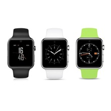 Bluetooth Smart Watch 2.5D ARC HD Screen Support SIM Card Wearable Devices SmartWatch Magic Knob For IOS Android Phone