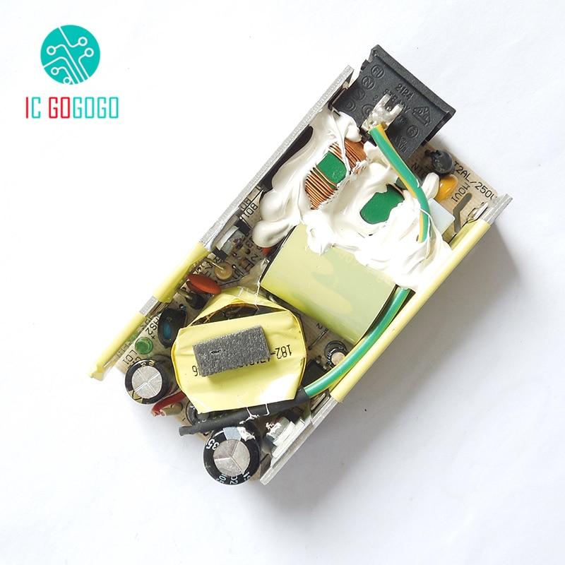 AC-DC 24 v 3a 3000ma módulo de comutação da fonte alimentação ac dc interruptor circuito nua placa reparo display lcd monitor