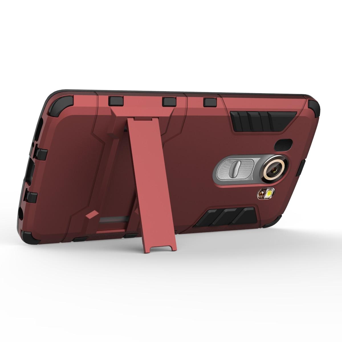Soporte a prueba de golpes duros cajas del teléfono para lg v10 f600 case cubier