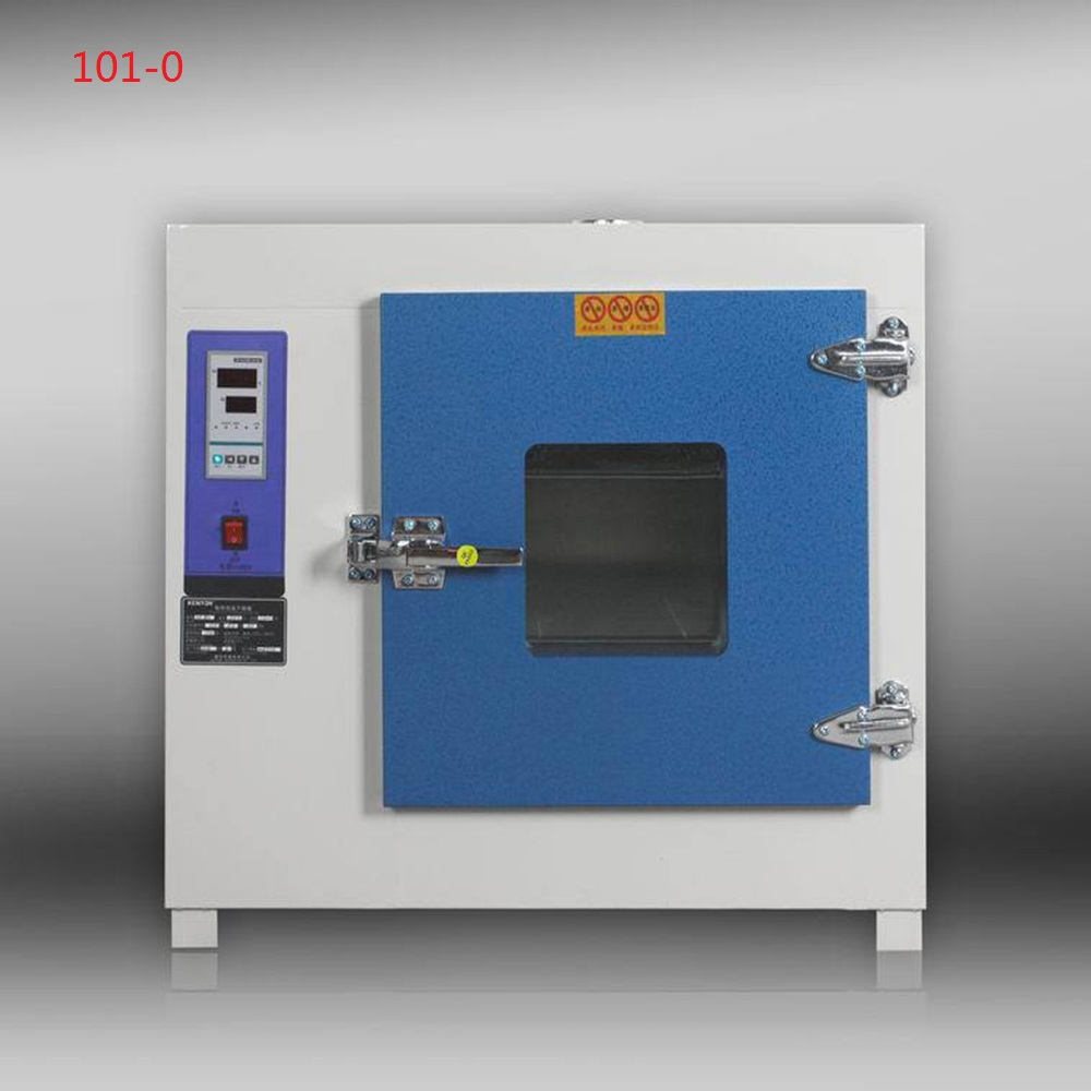 101 0 Draught Drying Oven for Laboratory Experiment Constant Temperature Blast Drier Instrument Baking Box 59*69*52cm