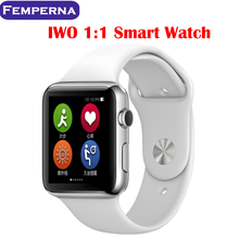 Femperna new bluetooth smart watch iwo 1:1 smartwatch for apple iphone and samsung sony xiaomi Huawei android phone pk gt08 dz09