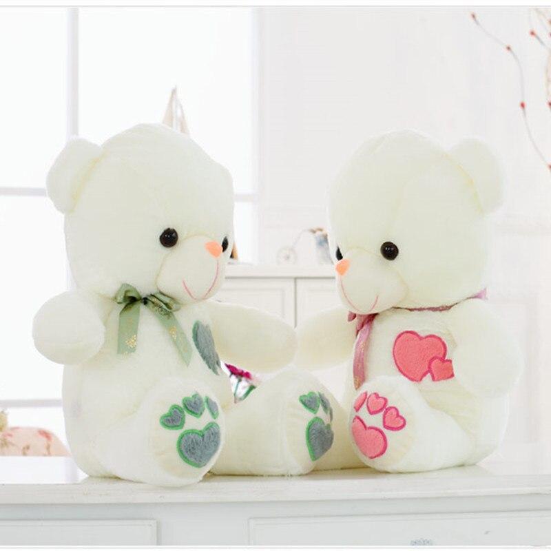 90CM Cute  LOVE Bear Plush Toy Teddy Bear Soft Stuffed Toy Christmas Gift NEW 90cm cute love bear plush toy teddy bear soft stuffed toy christmas gift new