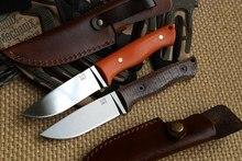 Пастух Micarta или G10 кожаная оплетка Охотничий нож D2 стальное лезвие Фиксированным Лезвием Ножа выживания кемпинг на открытом воздухе ножи EDC инструменты