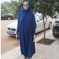 Новый Стиль Женщины Кафтан Мусульманин Макси Лайкра Макси Платье Ислам Джилбаба абая, бесплатная доставка PH008