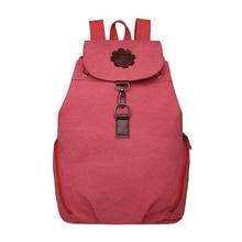 Колледж ветер свободного покроя холст женщин рюкзаки свободного покроя студентка путешествия рюкзак довольно корейской версии женские рюкзаки девушки