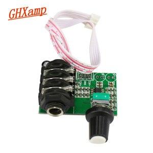 Image 2 - Preamplificatore per strumenti per chitarra preamplificatore TL072 amplificatore operazionale scheda Audio ad alta impedenza amplificatore di segnale pre amplificatore singolo 12V