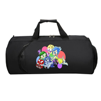 The Amazing World of Gumball Travel luggage Bag Men Women Travel luggage Package teenagers Multifunctional Large Capacity bag