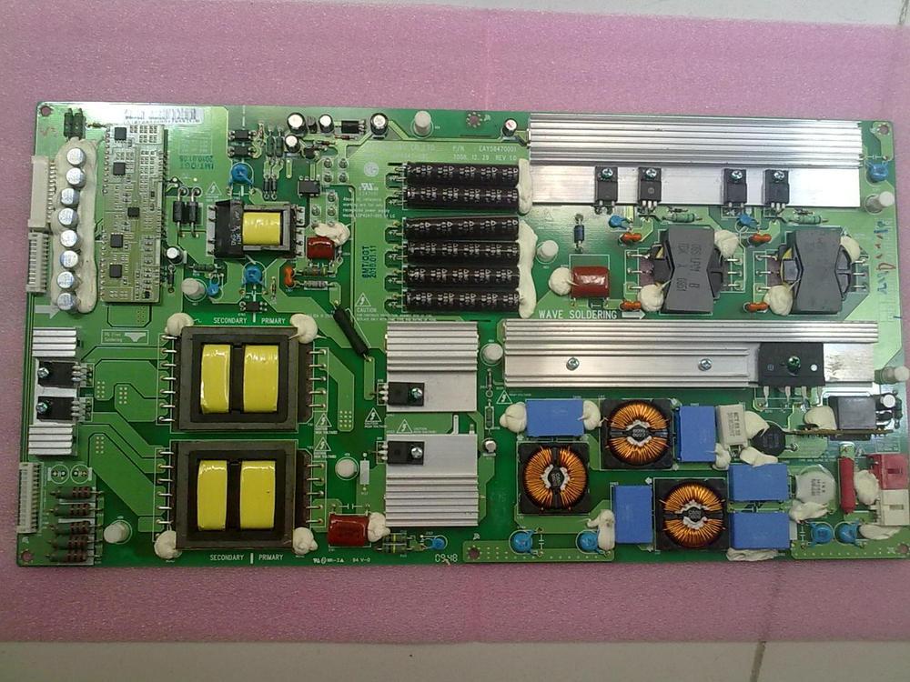 все цены на 100% Tested EAY58470001 LGP4247-09S Power Board онлайн