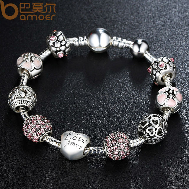 Antique 925 Silver Bracelet
