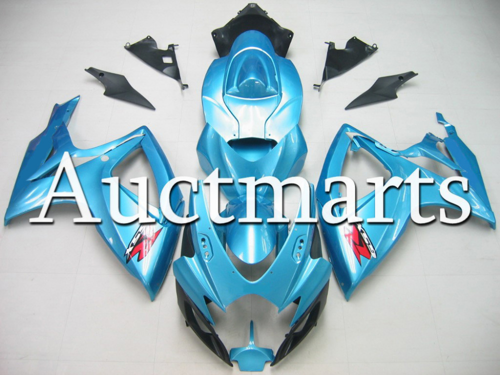 Fit for Suzuki GSX-R 600 2006 2007 ABS Plastic motorcycle Fairing Kit Bodywork GSXR600 06 07 GSXR 600 GSX R600  CB59