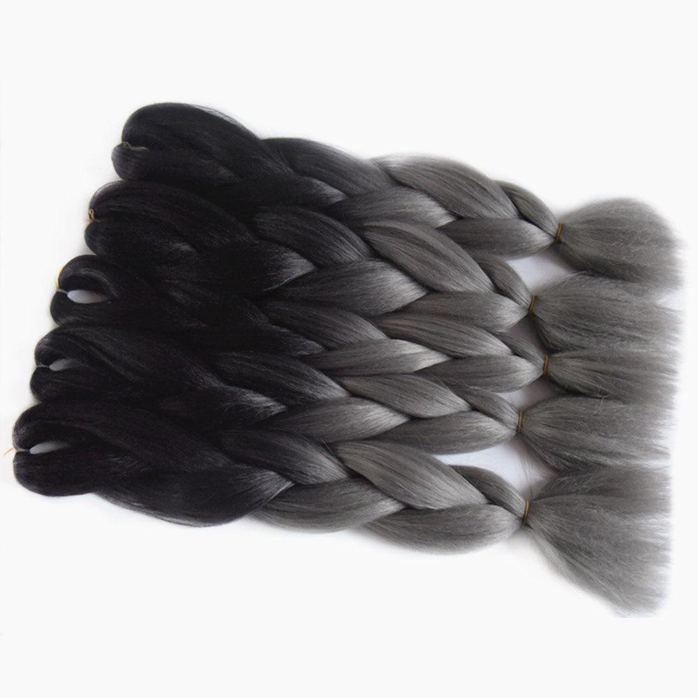 100g/pc 10 Braids Hair