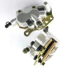 Pinza de freno delantero Assy para KAWASAKI 43080-0090, 43080-0089, 43080-5116, 43041-1519, 43080- 5115, 43041-1518 cilindro hidráulico