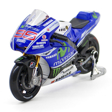 Maisto Motorcycle Models 1:18 Metal & Alloy Yamaha Ducati Honda Motorbike Toys Mini Car Toy For Collection Boys Brinquedos