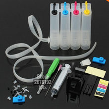 Ciss Ink Tank For HP 2620 2630 3720 3730 Deskjet Printer Ink Cartridge Continuous Ink Supply Systerm IP304(China)