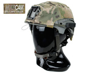 TMC Genuine Multicam Mesh Helmet Cover for TW EXF Helmet(SKU050916)