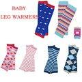 2pair/set Baby Leg Warmers Boy Girls Legging Tights Cotton Stripes Socks Toddler Leggings Christmas Knee Socks Kids Leg warmers