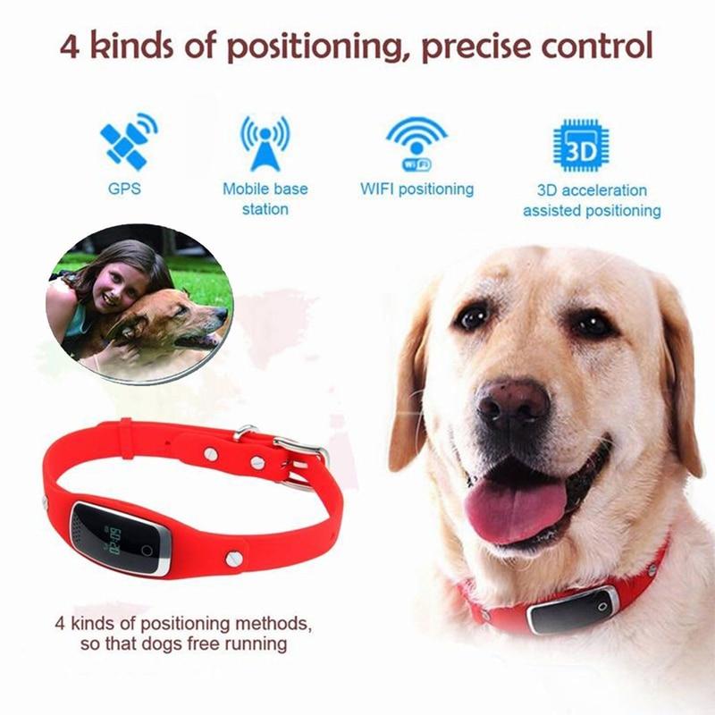 Pets Smart Activity Tracker 5