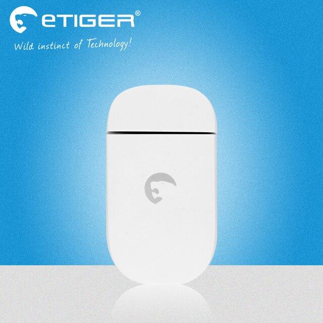 Big discount 433Mhz Etiger ES-D3C Wireless door magnetic sensor window door sensor With Low Battery Alert