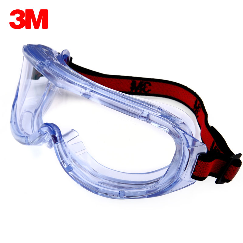 3M 1623AF Safety Goggles Anti-Impact Anti Chemical Splash Glasses Goggle Laboratory Labor Eye Protection Riding Working Eyewear
