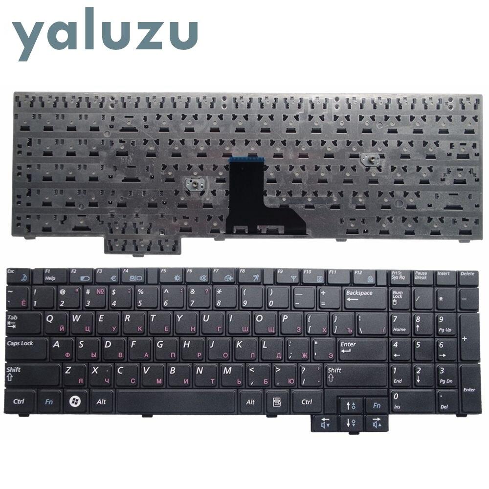 YALUZU RU preto Novo PARA Samsung R528 R530 R540 R620 R517 R523 RV508 R525 Laptop Keyboard BLACK Russian