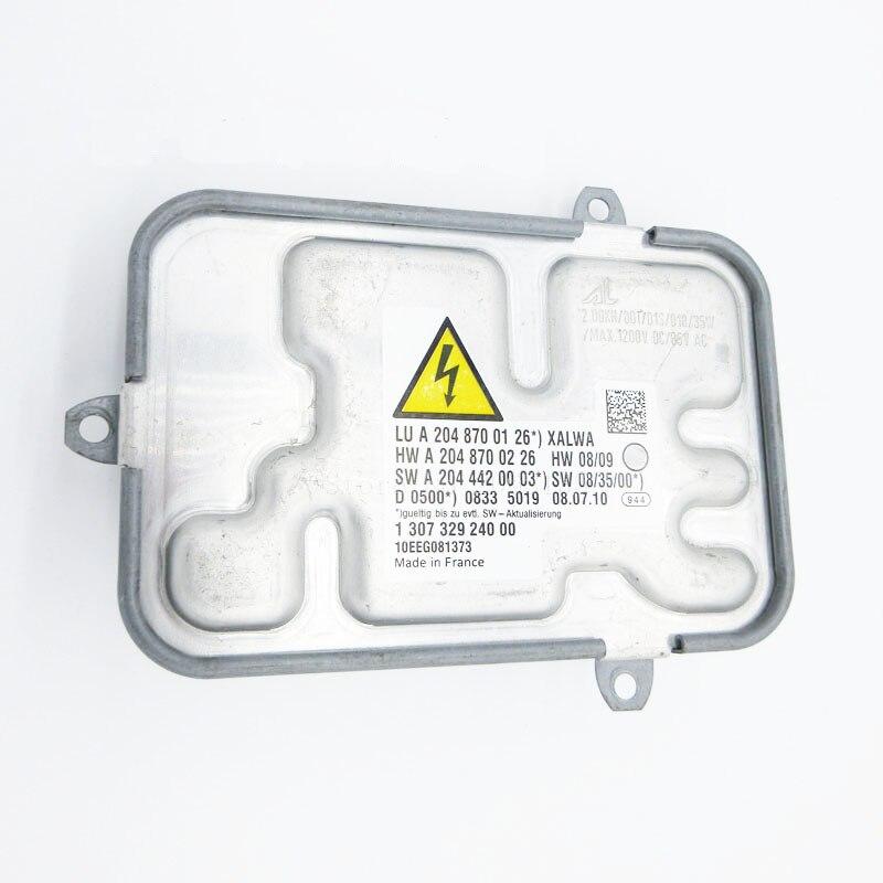 100% original 130732924000 130732925700 Xenon HID Ballast Control Unit Module Kit For VW Touran Passat CC Mercedes C300 C350 C63 hid xenon headlights ballast hid control unit computer module 8a5z13c170a for ford f150 09 14
