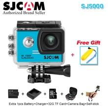 100% ursprüngliche SJCAM Serie SJ 5000 Action Kamera 1080 P Volle HD Wasserdichte Sport DV Helm Camera14MP Ultra Web vs gehen pro kamera