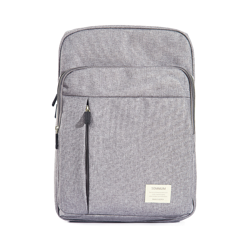 2017 Men's Backpack Casual Canvas 16.9 Inch Laptop Backpack Large Capacity Notebook Women Men Waterproof Backpack School Bag voyjoy t 530 travel bag backpack men high capacity 15 inch laptop notebook mochila waterproof for school teenagers students
