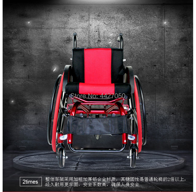 2019 Hot selling fashion competitive price lightweight foldable carry super sport font b wheelchair b font