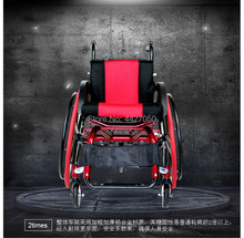 2019 Hot selling fashion competitive price lightweight foldable carry super sport wheelchair for disabled man