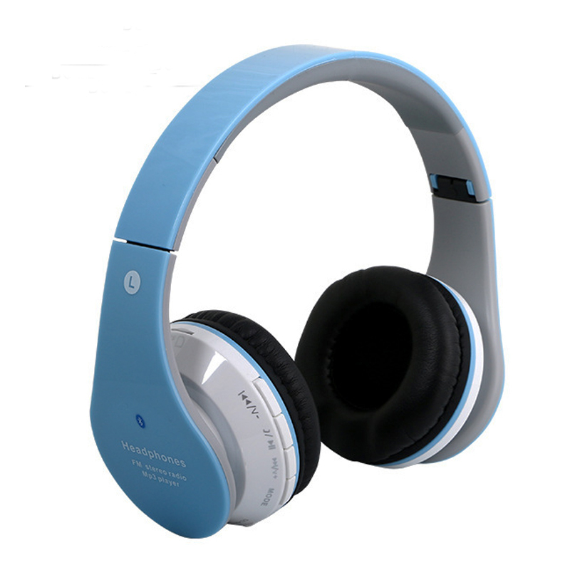 Bluetooth Wireless Headphones Support TF Card FM Radio Handfree HiFi Handset With Microphone Foldable Earphone For iphone Xiaomi wireless retro telephone handset and wire radiation proof handset receivers headphones for a mobile phone with comfortable call