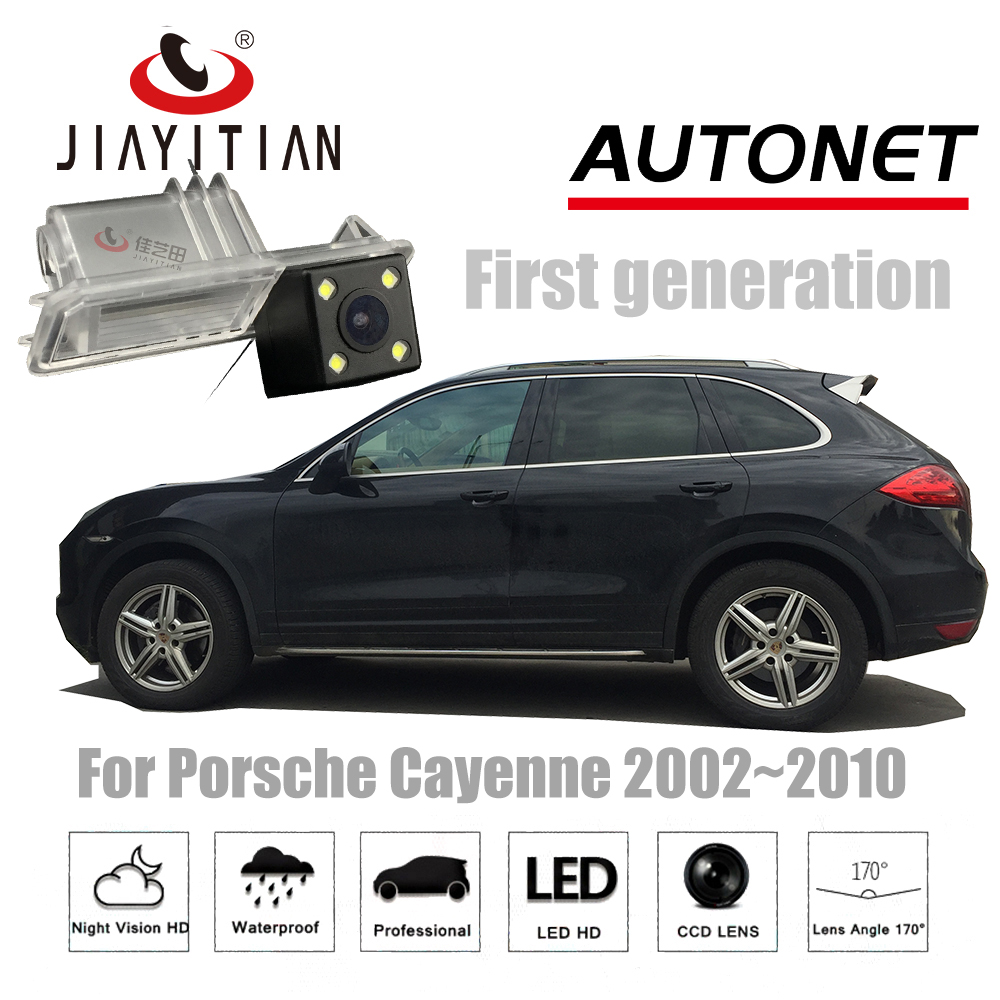 JiaYiTian rear view font b camera b font For Porsche Cayenne Cayenne S GTS Turbo S