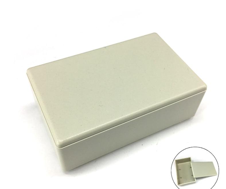 Free Ship Custom 90*58*31mm Plastic Junction Box/Plastic Box Power Supply Box/Housing For PCB Boar Demo Board DIY ABS Shell