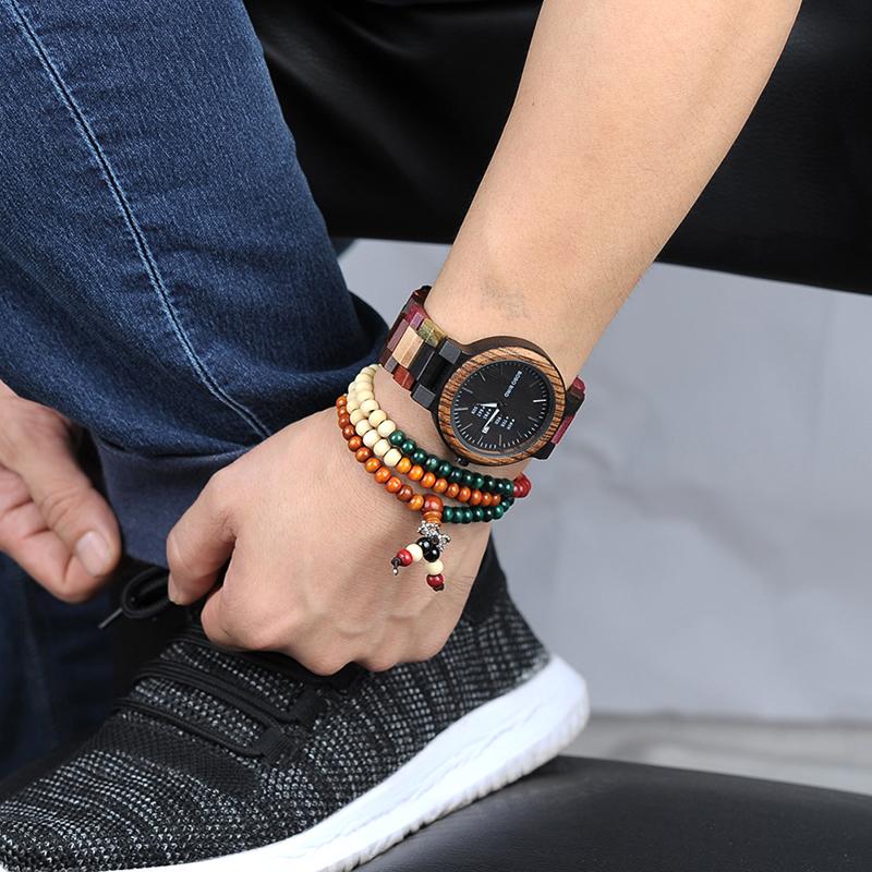 wooden watches for men bobo bird wrist watch (38)