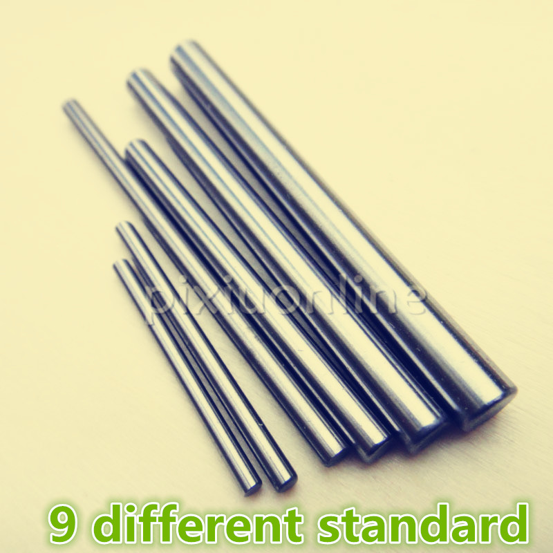 5pcs/lot J241b Model Car Axles Carbon Steel DIY Four-Wheel Drive Car Shafts Technology Tools Making Sell at a Loss j52b diy technology model making solar energy dc motor electric fan hand making teaching students use sale at a loss brazil